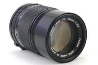 Обзор Canon Lens FD 135mm 1:3.5