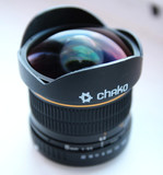 Chako 8mm f/3.5 Aspherical IF MC Fish-eye