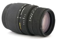 Обзор SIGMA DG 70-300mm 1:4-5.6