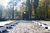 Памятник Николаю Святоше