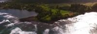 Гавайи — ролик снятый на дрон 4К