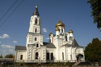 Свято-Крестовоздвиженский кафедральный собор в Житомире