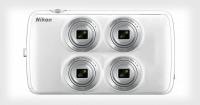 Никон разрабатывает фотоаппарат с четырьмя объективами и четырьмя сенсорами