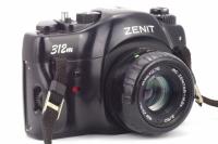 Фотоаппарат Зенит-312m. Обзор и примеры фото