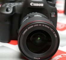 Canon анонсировала камеры EOS 5DS и 5DS R