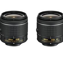Nikon Nikkor AF-P DX 18-55mm f/3.5-5.6G