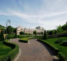 Сквер Гейдара Алиева. Фотопутешествие