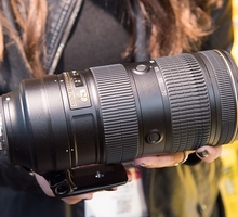Новый Nikon AF-S Nikkor 70-200mm f/2.8E FL ED VR
