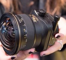 Nikon PC 19mm f/4E Tilt-Shift