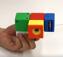 Камера конструктор Cambits