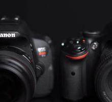 Какие фотоаппараты и объективы самые популярные в мире?