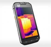 Cat S60 — первый в мире телефон со встроенным тепловизором