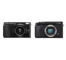 Fujifilm выпустила еще две беззеркальных камеры X70 и X-E2S
