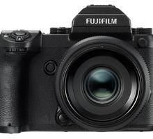 Fujifilm GFX 50S — новая среднеформатная беззеркалка с 51 мегапикселями