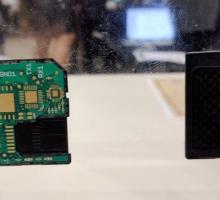 SD карточка со встроенным гироскопом
