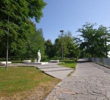 Парк Владимирская горка. Фотопутешествие