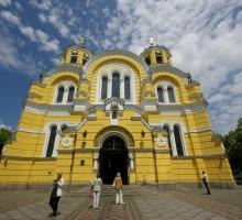 Владимирский кафедральный собор. Фотопутешествие