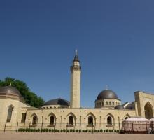 Мечеть – «Ар-Рахма». Фотопутешествие