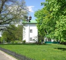 Свято-Троицкий Ионинский монастырь. Фотопутешествие