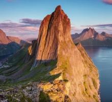 Норвегия — таймлапс приключение 4К