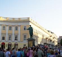 Прогулка по Одессе. Фоторепортаж