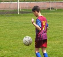 Футбольное поле на Оболони, Киев