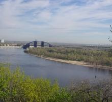 Путешествие по Киеву. Крещатый и Мариинский парк