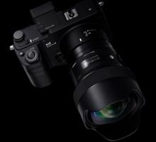 Sigma 14mm F1.8, 24-70mm F2.8 и 135mm F1.8 Art