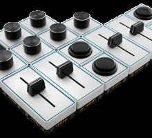 Контроллер для ускоренного редактирования фото и видео Palette
