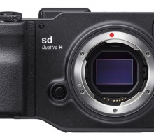 Sigma выпускает две беззеркальные камеры sd Quattro и sd Quattro H