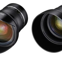 Новые Samyang: 85mm f/1.2 и 14mm f/2.4