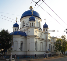 Свято-Михайловский кафедральный собор г. Житомира
