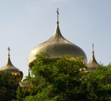 Свято-Покровский храм на Приорке