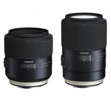 Tamron 85mm f/1.8 VC и Tamron SP 90mm f/2.8 Di VC USD MACRO