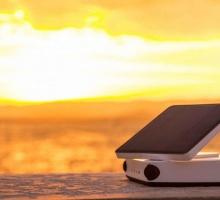 Постоянно снимающая камера на солнечных батареях