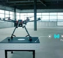 WiBotic PowerPad обеспечивает беспроводную зарядку для дронов