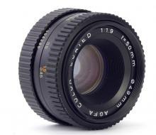Обзор объектива AGFA COLOR 1.9/50 для камер Pentax