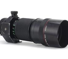 Обзор  Canon Lens FD 300mm 1:4 L