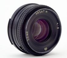 объектив Arsat H 1:2 50mm
