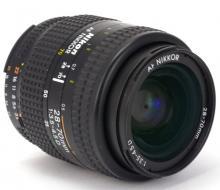 Nikon AF Nikkor 28-70mm 1:3.5-4.5D