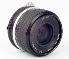 Nikon Nikkor 35mm 1:2.8 Ai/s