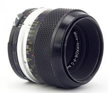 Nikon Micro-Nikkor-P.C Auto 1:3.5 f=55mm