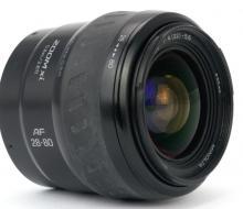Обзор объектива Minolta AF 28-80 mm xi  f/4-5.6