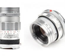 История объективов Leica Elmar 90mm f/4