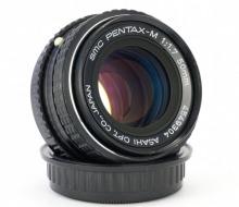 Обзор объектива SMC Pentax-M 50 mm f/ 1.7