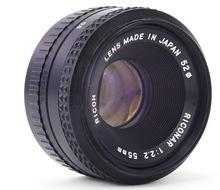 Обзор Riconar 1:2.2 55mm Ricoh