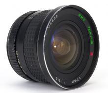Объектив RMC Tokina II 17mm f/ 3.5. Обзор