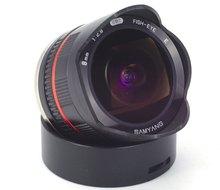 Samyang 8mm f/2.8 UMC Fish-eye E
