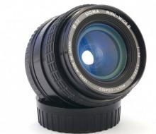 Обзор Sigma Mini-Wide II 1:2.8  f=2.8 Multi-Coated
