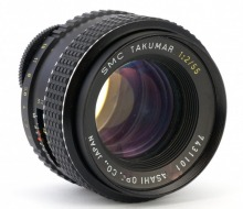 Обзор SMC Takumar 55 mm f 2.0